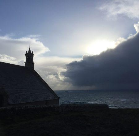 Kirche an der Pointe du Van